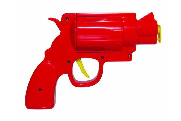 Ketchup und Senf Pistole